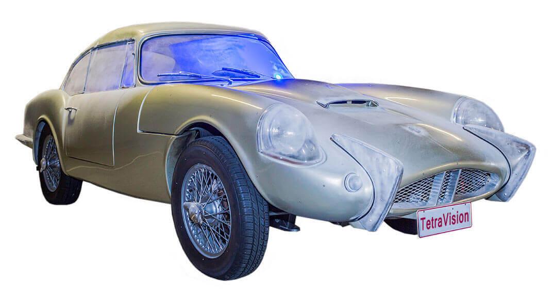 a classic Sabra car