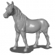 3D Scan STL of a Bronze statue