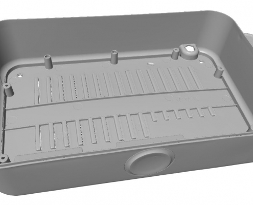 3D Scan STL of the casing