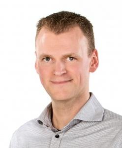 Portrait picture of Jurgen Van Donink